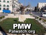 Český spolek přátel Izraele destroyed-Jenin-monument-150x115 Jenin Municipality removes monument allegedly due to Israeli threats Palwatch.org
