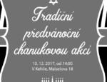 Český spolek přátel Izraele Pozvánka-150x115 Tradiční předvánoční chanuková akce Kultura Zpravodajství