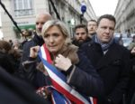 Český spolek přátel Izraele Marie-Le-Penová-150x115 Na pochod za zavražděnou Židovku přišly tisíce lidí. Le Penovou dav vypískal Svět