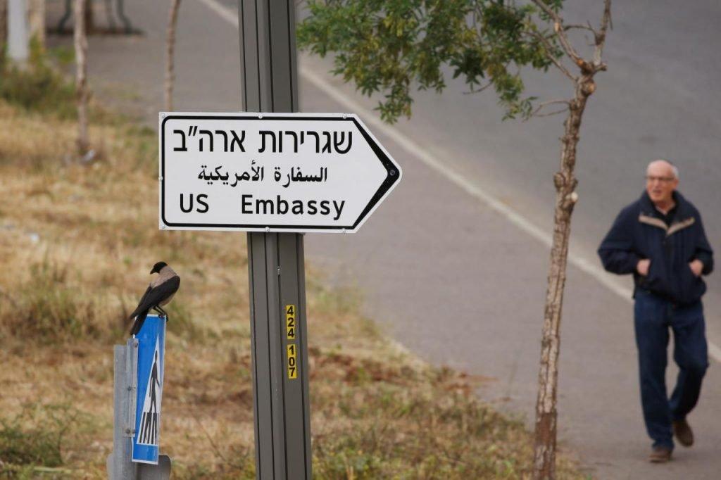 Český spolek přátel Izraele Americká-ambasáda Česko zablokovalo prohlášení EU k přesunu ambasády USA do Jeruzaléma Novinky