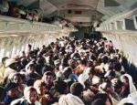 Český spolek přátel Izraele Etiopští-Židé-na-palubě-belgického-letounu-707-150x115 Mossad stvořil falešné letovisko, aby zachránil tisíce Židů Historie Svět