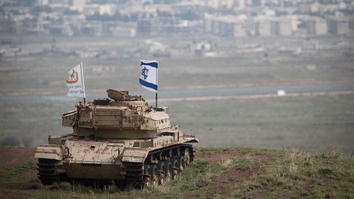Český spolek přátel Izraele Izraelský-tank Na Blízkém východě hrozí válka Izraele a Íránu. Zastavit ji může Rusko Izrael a svět