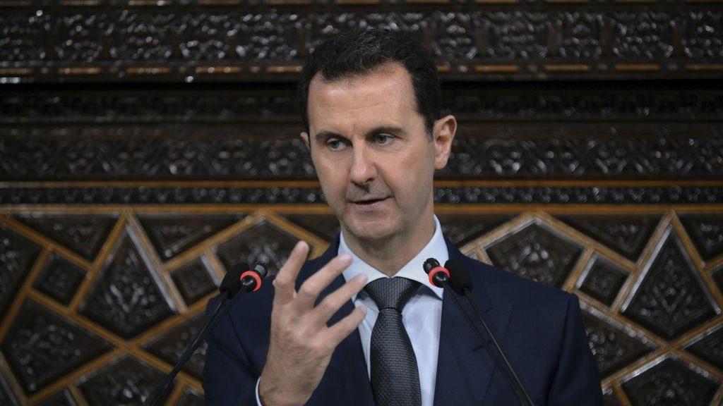 """Český spolek přátel Izraele Syrský-prezident-Bashar-Assad-1024x576 Ministr varuje, že Izrael by mohl """"odstranit"""" Assada, pokud nechá Írán útočit ze Sýrie Izraelská politika Novinky"""