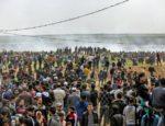Český spolek přátel Izraele Protesty-Palestinců-v-pásmu-Gazy-150x115 Izrael varoval Palestince před protesty, Netanjahu hájí střelbu Novinky
