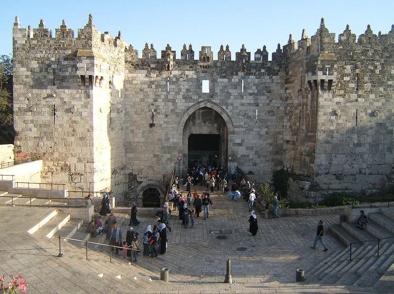Česká společnost přátel Izraele eretz.czDamasska-brana-Saar-Schem-d17ba79347dbfef064b5e5806f2aa5c678346a48 Jeruzalém – u Damašské brány objevena mozaika stará 1500 let Eretz.cz