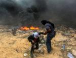 Český spolek přátel Izraele gaza_protest-150x115 Gaza Border Coverage: Shame on the Media HonestReporting.com